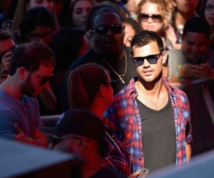 Hot, taylor, and lautner image