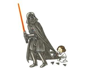 star wars and darth vader and son image