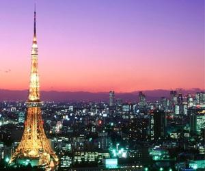 paris, city, and japan image