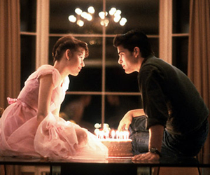 sixteen candles, movie, and 80s image
