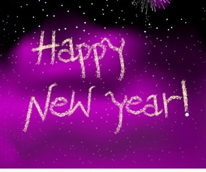 happy, new, and year image