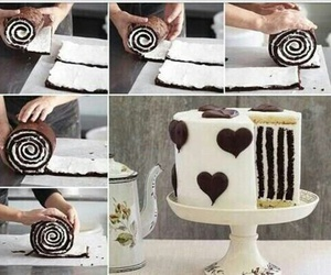 cake, recipe, and unique image