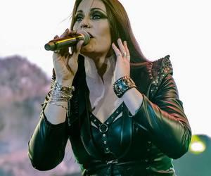 music, nightwish, and singer image