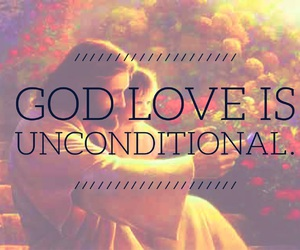 god, me, and peace image