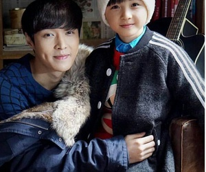 exo, lay, and anson image