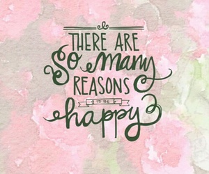 happy, quotes, and wallpaper image