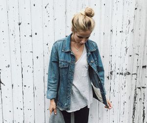cool, girl, and jeans image