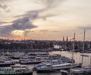 amsterdam, netherlands, and sea image