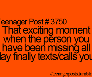 text, post, and teenager post image