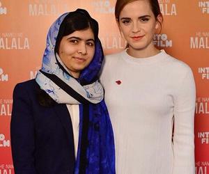 emma watson and malala image