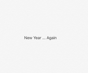 new year, all over again, and 😒 image
