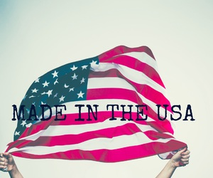 usa and made in the usa image