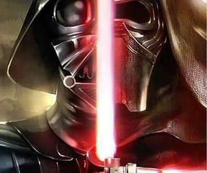star wars, darth vader, and kylo ren image