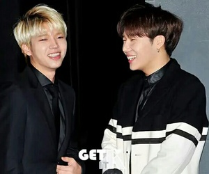 infinite, sunggyu, and woohyun image