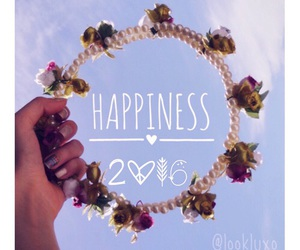 2016, happiness, and new year image