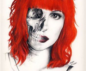 hayley williams, drawing, and hayley image