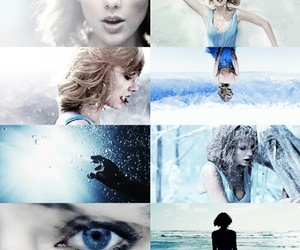 Taylor Swift and out of the woods image