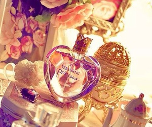 perfume, princess, and pink image