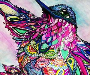 art, colors, and arte image