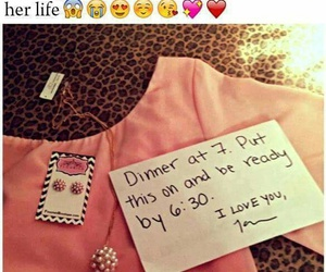 baby, heart, and dinner image