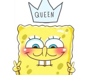 Queen, wallpaper, and spongebob image