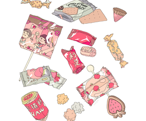 candy, art, and illustration image