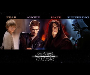 Skywalker, starwars, and anakin image