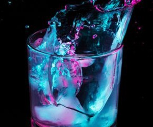 cold, colours, and ice image