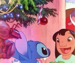 christmas, disney, and hawaii image