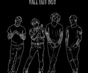 fall out boy, music, and patrick stump image