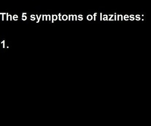 laziness, funny, and Lazy image