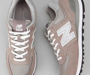 shoes, sneakers, and new balance image