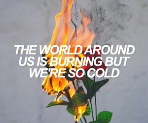 cold and fire image