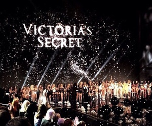 theme, Victoria's Secret, and dark image