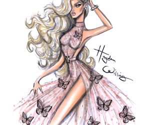 hayden williams, art, and butterfly image