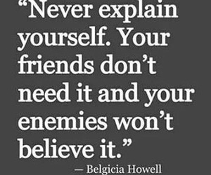 friends, quotes, and enemy image