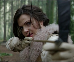 enchanted forest, regina, and ️ouat image