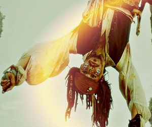 jack sparrow and johnny depp image