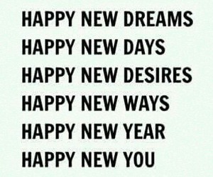 new year, Dream, and quotes image