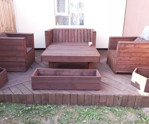 patio furniture, outdoor furniture, and decks image