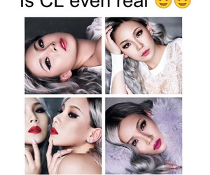 2ne1, CL, and yg family image