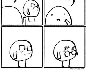 anime, funny, and Otaku image
