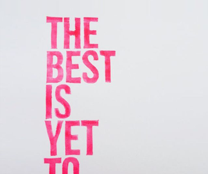 wallpaper, pink, and quote image