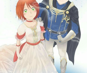 anime, zen, and shirayuki image