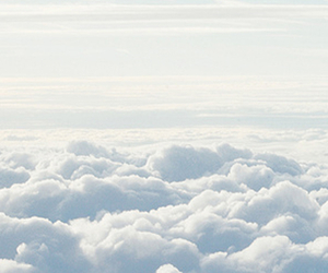 background, ciel, and nuage image