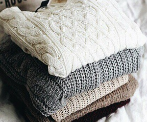 autumn, cold, and sweater image
