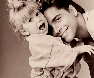 80s, blonde, and full house image