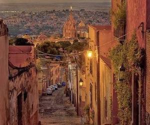 mexico, travel, and san miguel de allende image