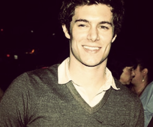 actor, adam brody, and celeb image