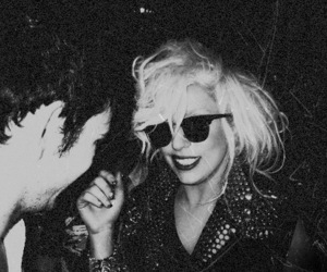 Lady gaga, gaga, and blonde image